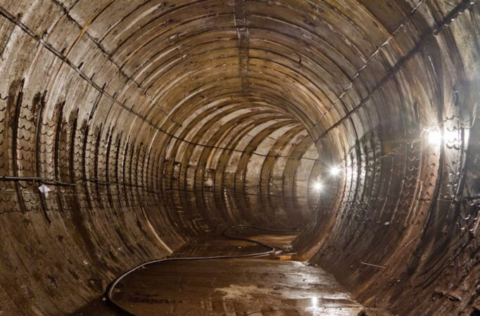 Строительство метро на Виноградарь