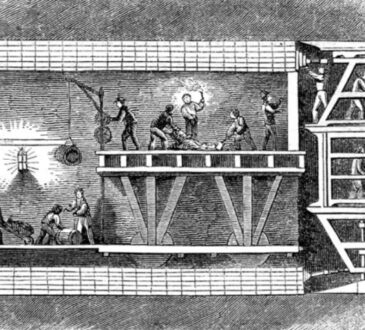 Тоннель Брюнеля