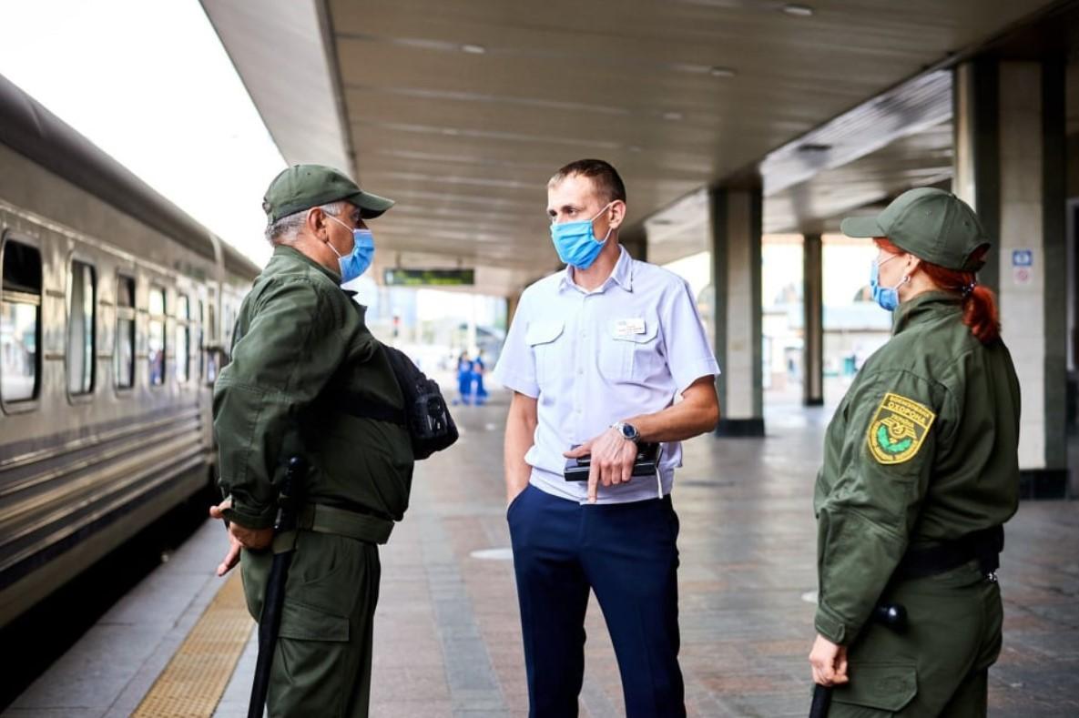 Укрзализныця возвращает охрану в поезда и оснащает вагоны видеонаблюдением 5