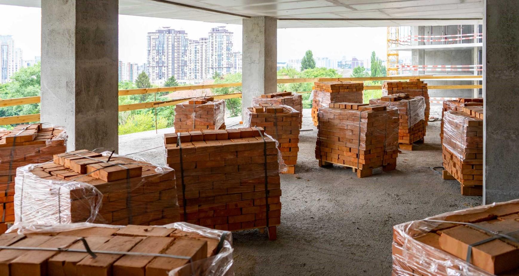 Рынок стройматериалов. Ринок будматеріалів