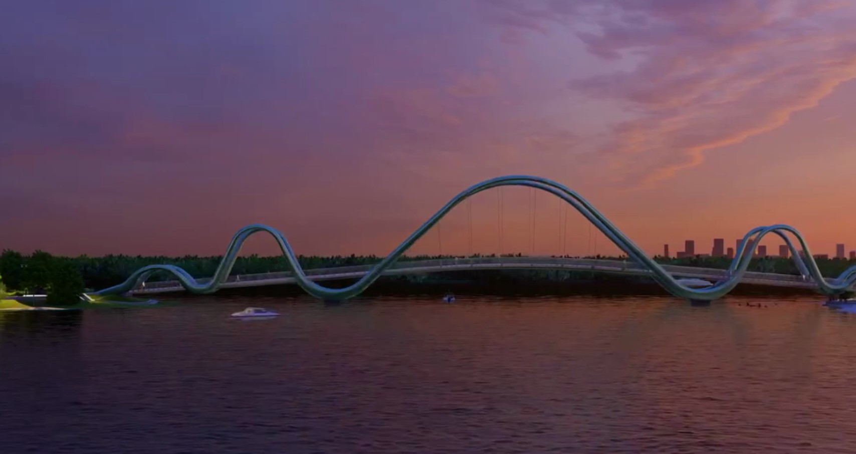 Оболонский мост. Оболонський міст