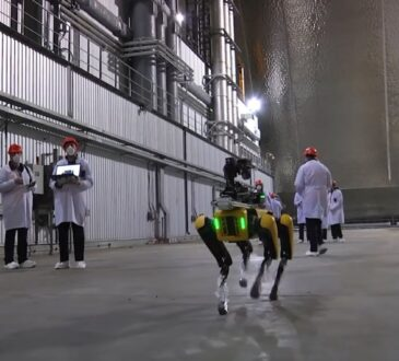Spot от Boston Dynamics. Spot від Boston Dynamics
