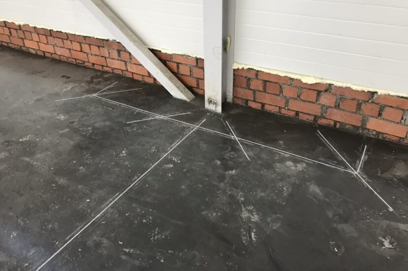 Топпинг бетонных полов. Топпінг бетонних полів