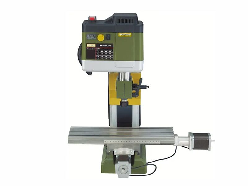 Фрезерный станок с ЧПУ Proxxon FF 500/BL-CNC