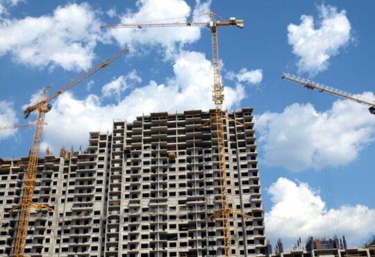 Строительство. Будівництво