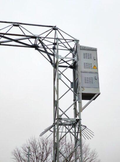В Николаевской области появится установка взвешивания фур в движении 1
