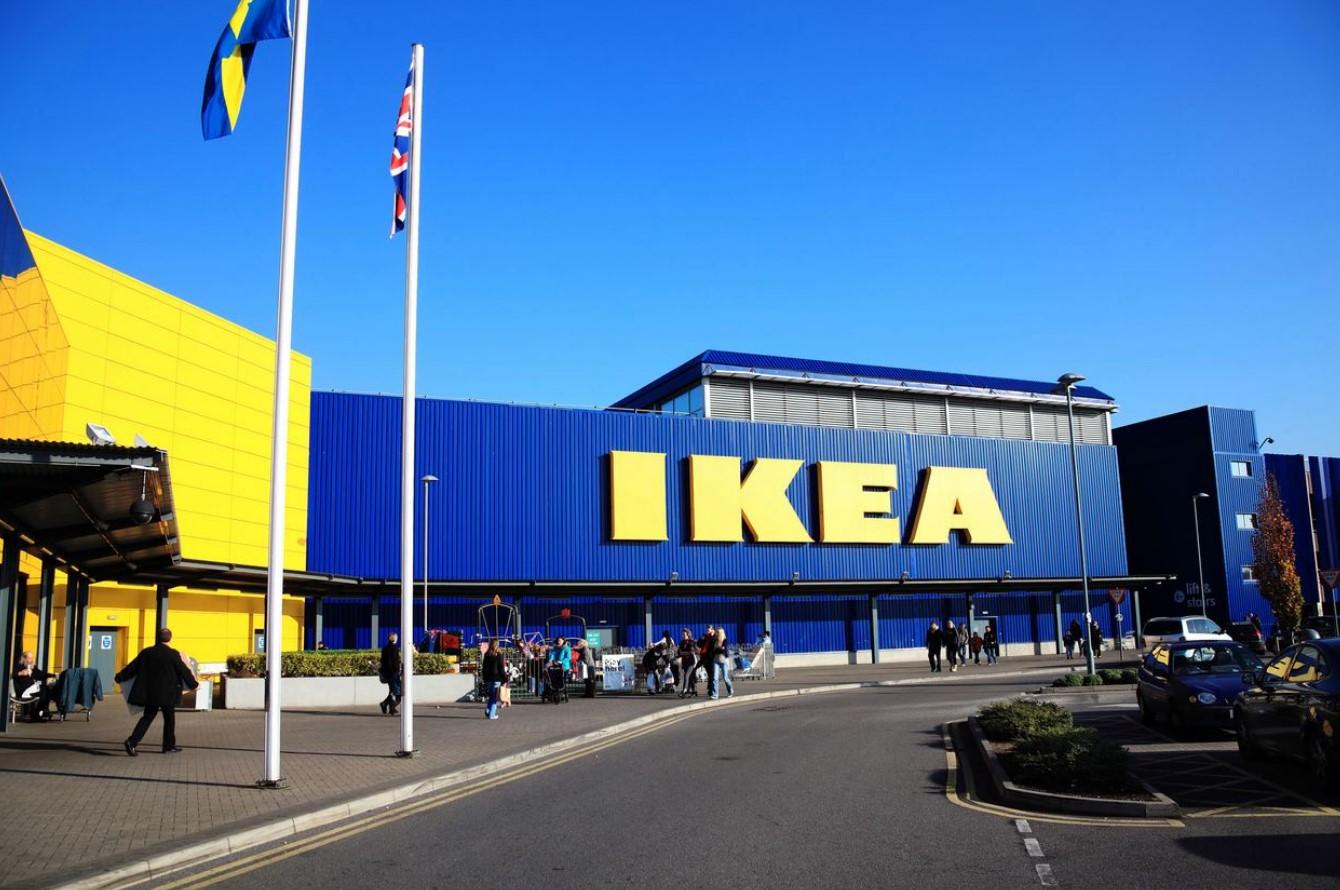 Магазины IKEA в Украине. Магазини IKEA в Україні