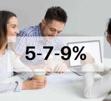 Доступные кредиты 5-7-9%. Доступні кредити 5-7-9%