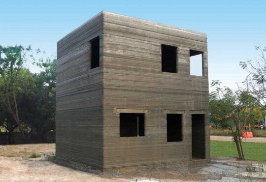 3D печать в строительстве. 3D друк в будівництві