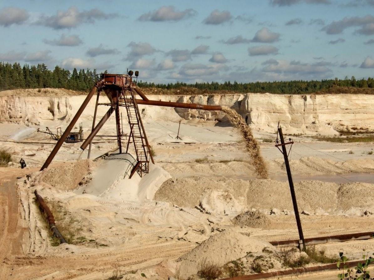 Дефицит песка