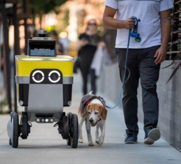 Uber Serve Robotics