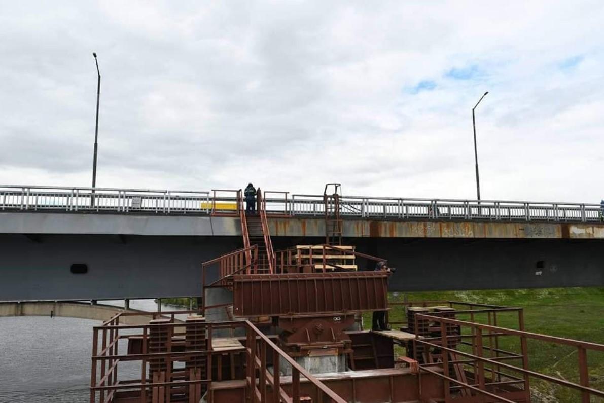 Строительство мостов в Запорожье. Будівництво мостів на Запоріжжі