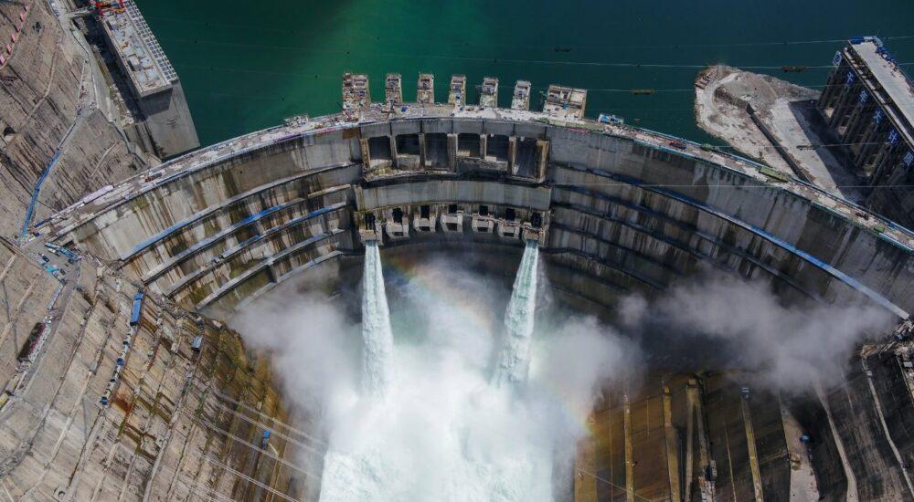 ГЭС. ГЕС