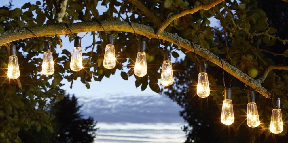 Наружное освещение. Зовнішне освітлення
