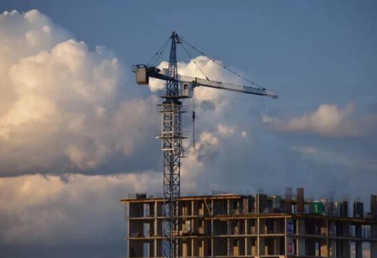 В Україні зводиться перший сталевий будинок 5