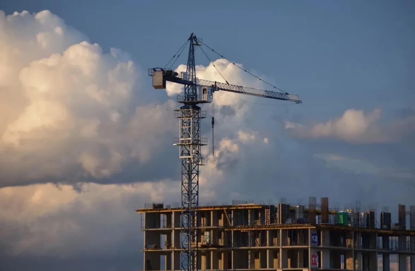 В Украине возводится первый стальной дом 5