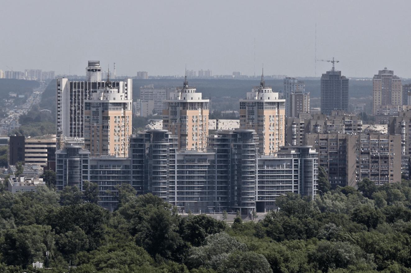 Жилье в Киеве. Житло в Киеві